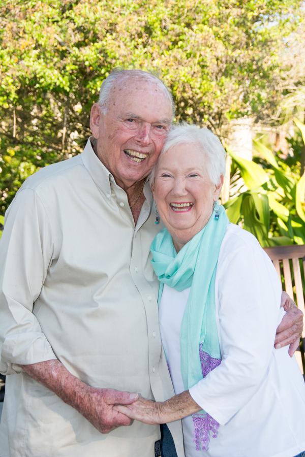 Happy Anniversary to Mama & Papa Horne!