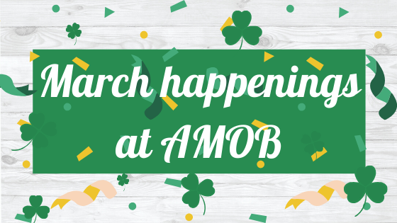 March at AMOB