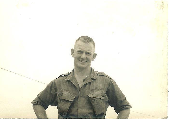 Captain Everette S. Roane